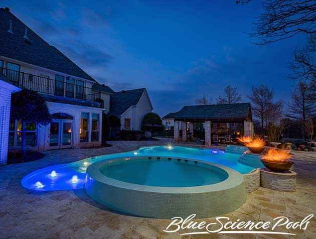 Bringing Excellence In Pool Remodeling To Frisco Blue Science New Pool Remodel Dallas Set Design