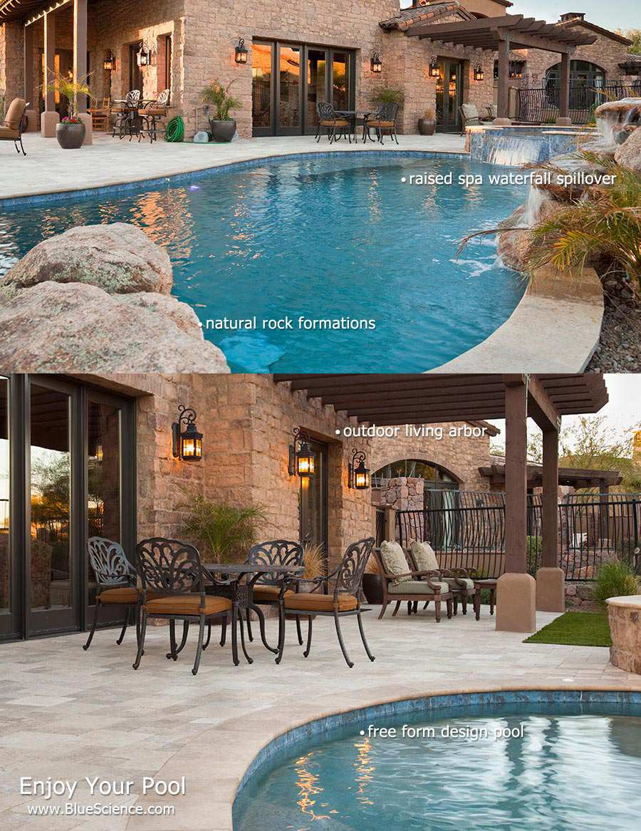 Blue Science of Houston: We Build Custom Affordable Pools