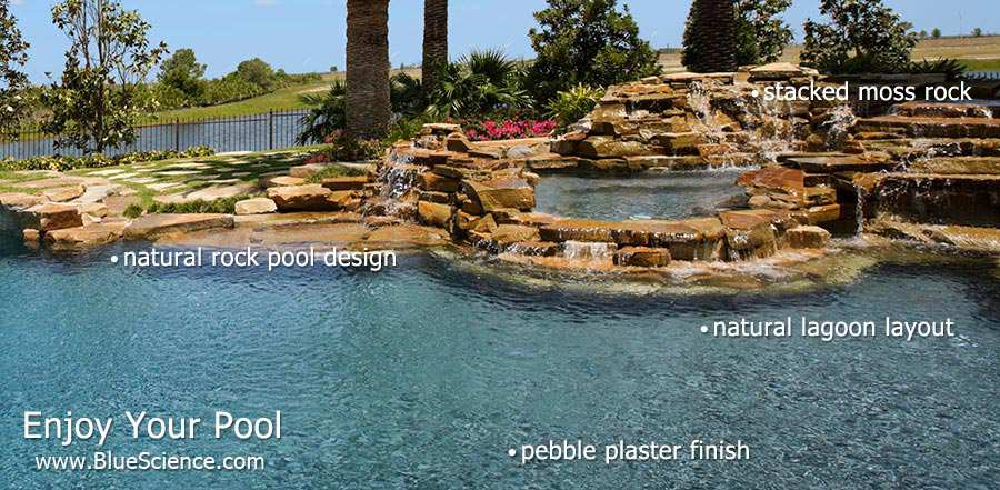 Blue Science Award Winning Plano Pool Builder