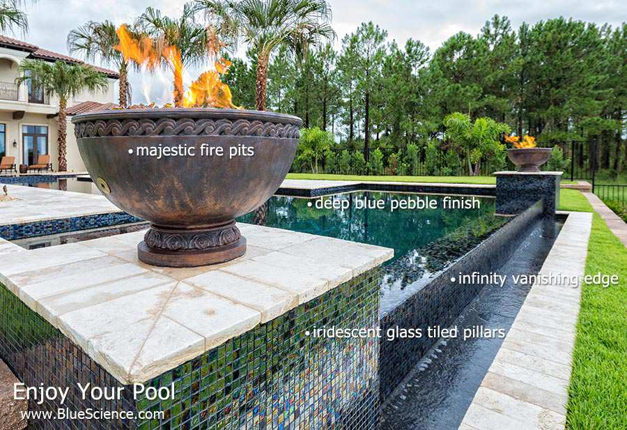Blue Science Of Houston We Build Custom Affordable Pools